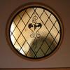 室内からも楽しめるロートアイアンによる装飾グリル③