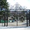 府中競馬場の正門