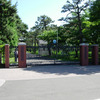 ガーデン施設の門扉①