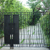 ガーデン施設の門扉③
