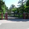 施設の大型門扉④
