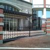 施設の大型門扉⑤