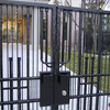 大型施設の門扉⑥