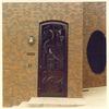 ロートアイアン入口扉、高度なオリジナルデザインの製品