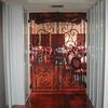 ロートアイアンの玄関扉②