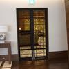 ロートアイアンの玄関扉⑥