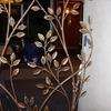 繊細な植物のデザインのパーティション③