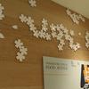 ロートアイアンによる壁面装飾②
